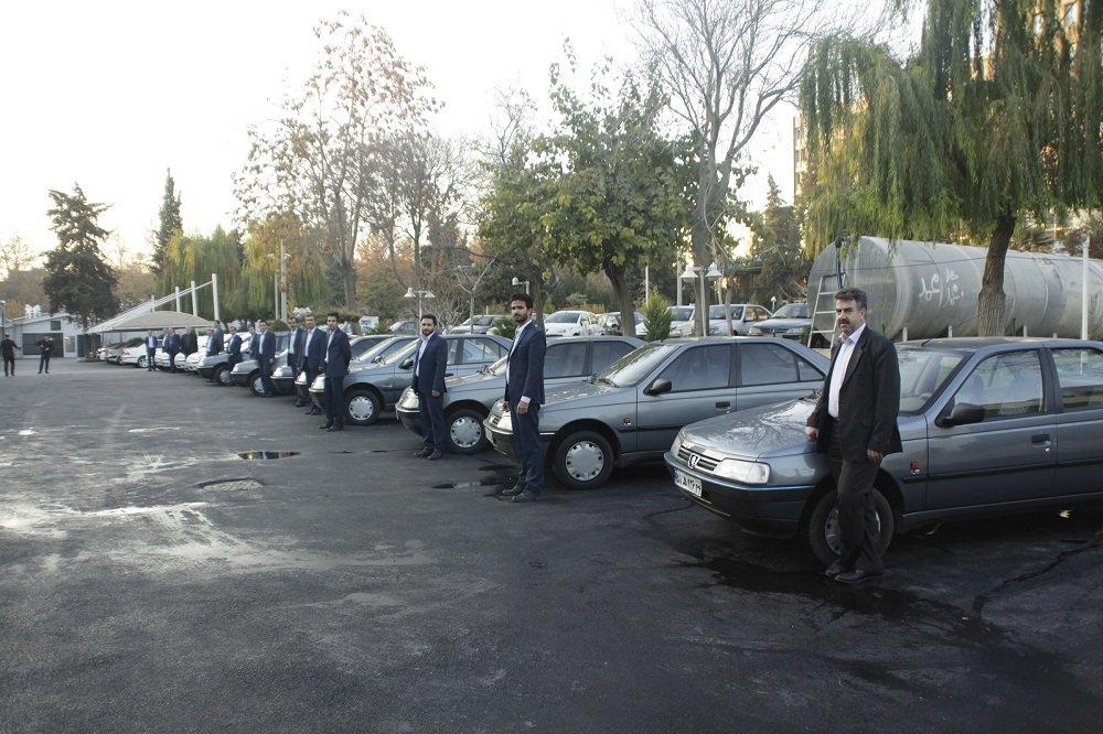 خدمات خودرویی عمده نقلیه سازمانها